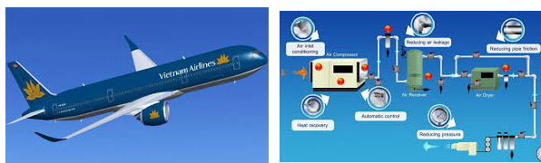 Hệ thống khí nén trên máy bay