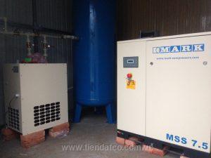 lựa chọn hệ thống khí nén công nghiệp