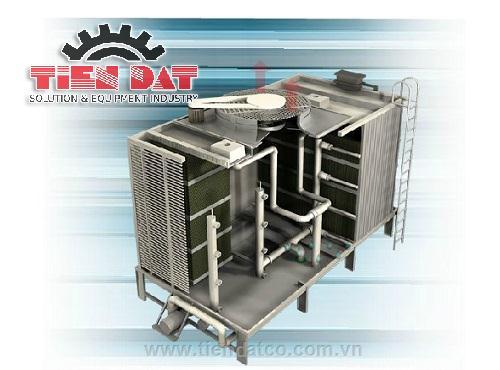 Tháp giải nhiệt LCC chính hãng