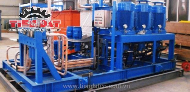 Cách lựa chọn hệ thống khí nén công nghiệp