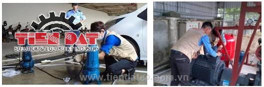Sửa chữa bảo trì máy bơm ly tâm giá rẻ