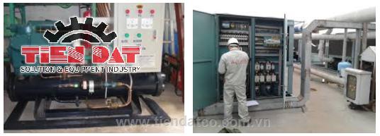 Sửa chữa bảo trì máy làm lạnh nước giá rẻ