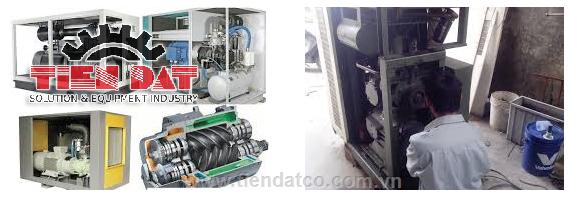 Sửa chữa bảo trì máy nén khí công nghiệp chất lượng