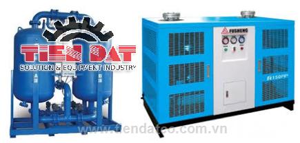 Sửa chữa bảo trì máy sấy khí công nghiệp giá rẻ