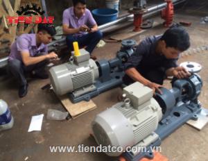 Sửa chữa bảo trì máy bơm nước ly tâm