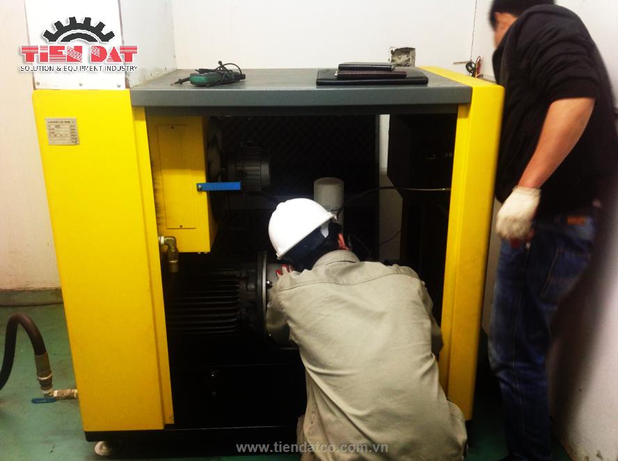 Sửa chữa bảo trì máy Lode Star