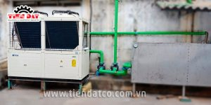 Dự án cung cấp hệ thống lạnh công nghiệp cho nhà máy dệt nhuộm