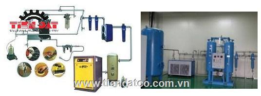 Hệ thống khí nén là gì