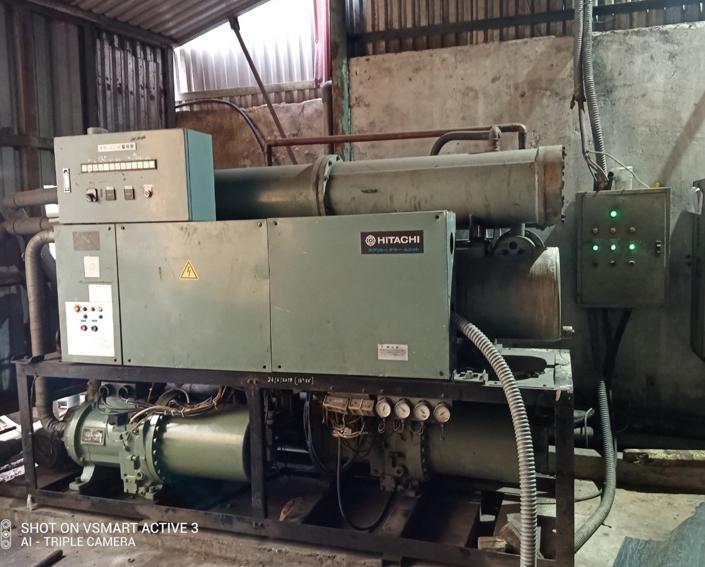 Tháp giải nhiệt công nghiệp LiangChi model: LBC-20RT